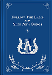 Follow the Lamb and Sing New Songs (Mandarin)