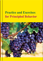 Practice and Exercises for Principled Behavior