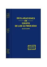 Declaraciones de Cristo de los últimos días (Selecciones)